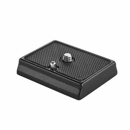 Walimex Snelwisselplaat FT-001P, 1/4 inch