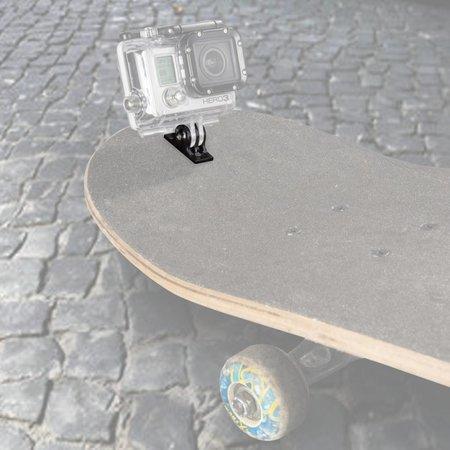 mantona Schraubplatten Adapter für GoPro