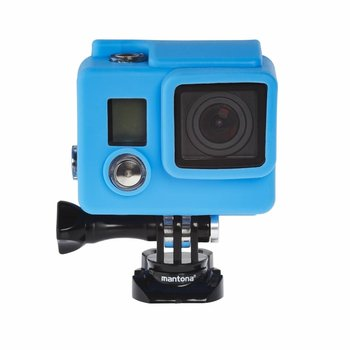 Mantona GoPro Silicone Protective Coverings Set
