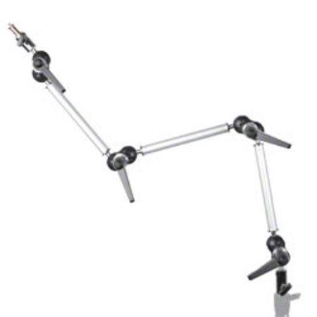 walimex 3-flex Auslegearm mit 2 Spigots, 80cm