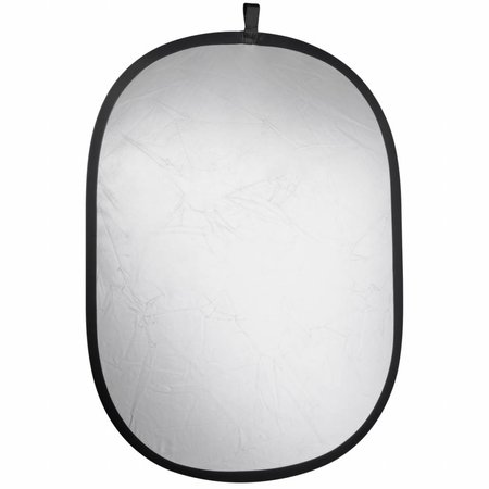 Walimex Opvouwbare Reflectieset 2in1 Zilver/Goud145x200