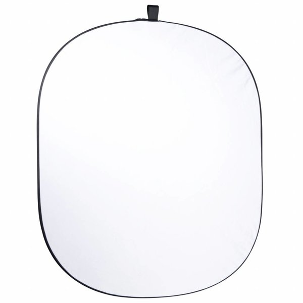 Walimex Opvouwbare Reflectieset 2in1 Golvend Goud /Wit