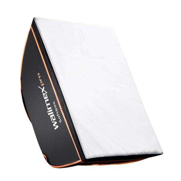 Walimex Pro Softbox Vierkan OL 50x70cm   Diverse merken Speedring