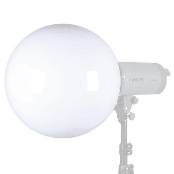 Walimex Spherical Diffuser 30cm | For various brands speedring