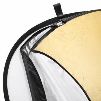 walimex Studio Pop-Up Background Reflector, 150x200cm