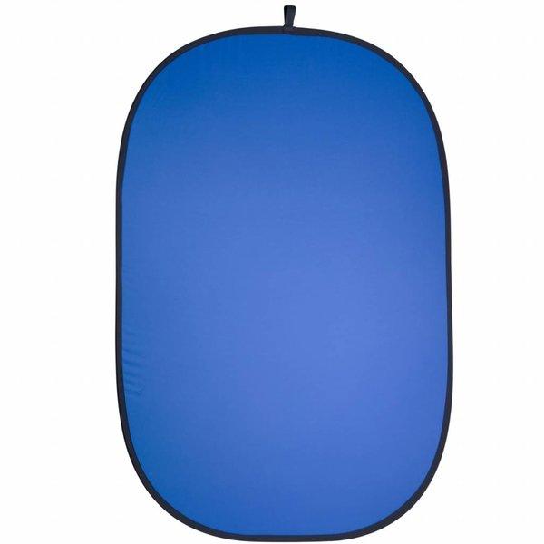 Walimex Opvouwbaar Reflectiescherm Grijs/Blauw 150x200cm