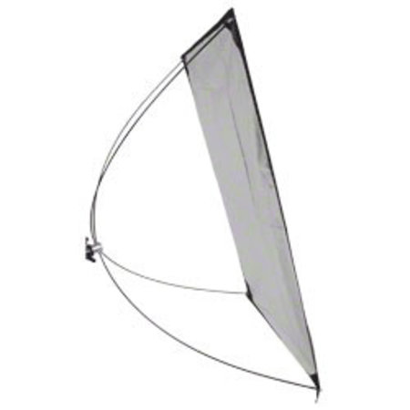 Walimex Reflectiescherm Paneel 70x100cm + WT-803 standaard