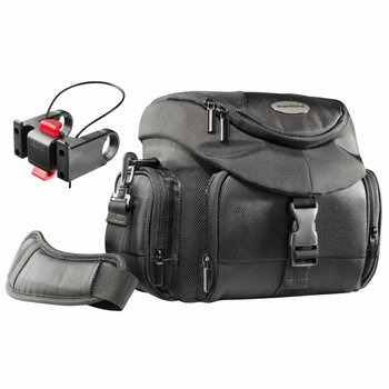 mantona Biker Camera Bag Set Premium incl. Adapter