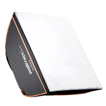Walimex Pro Softbox Vierkant OL 60x60cm | Diverse merken Speedring