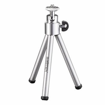 Walimex Ministativ mit Kugelkopf WT-070, 26cm