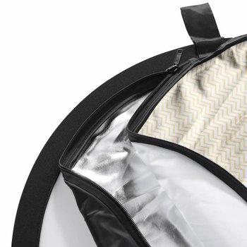 walimex 5in1 Faltreflektor Set wavy, 150x200cm