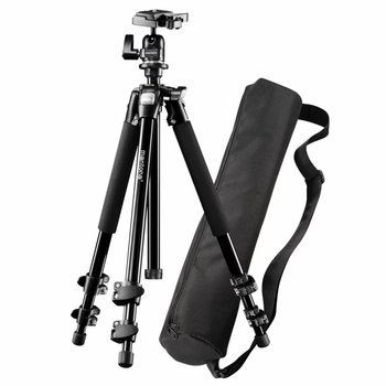 mantona Camera Tripod Basic Scout Set