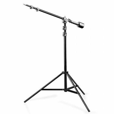 Walimex Boomarm Statief met gewicht, 100-170cm