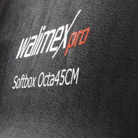 Walimex Pro Octa Softbox Plus Orange Line 45