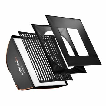 Walimex Pro Softbox Plus Orange Line 60x60