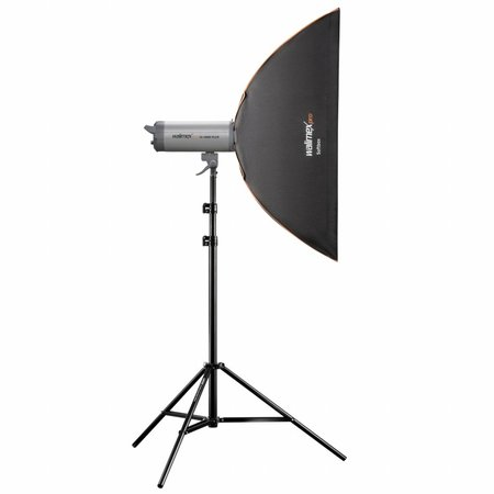 Walimex Pro Striplight Softbox Plus Orange Line 22x90