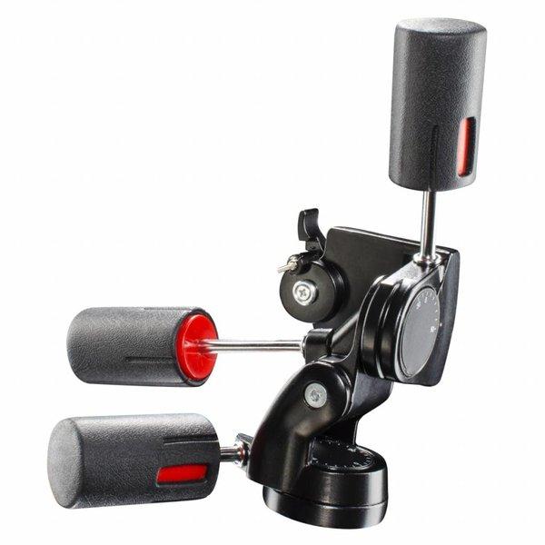 Walimex Camera Statief Pro WAL-6702 + Balhoofd FT-010H