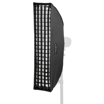 Walimex Pro Softbox Striplight Plus 25x90cm  | Diverse merken Speedring