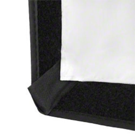 walimex pro Striplight Softbox Plus 25x90 | For various brands speedring