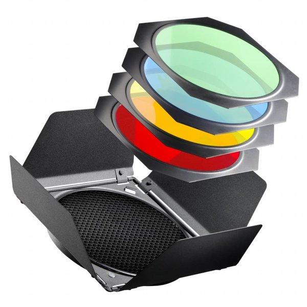Walimex Studio Reflector Set voor & K Serie