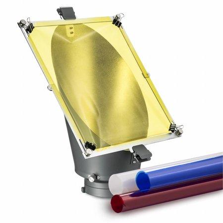 Walimex Achtergrond Reflector & Kleurenfilter