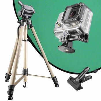mantona GoPro Green Screen Set