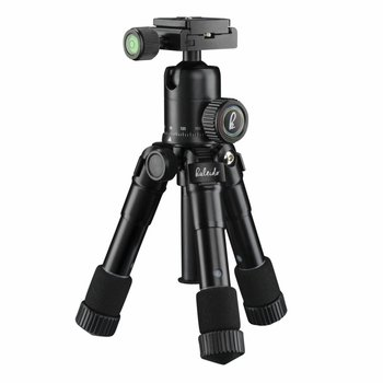 mantona Camera Tripod Kaleido mini night Black