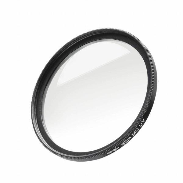 Walimex Slim MC UV Filter 55 mm, incl  Beschermdoosje