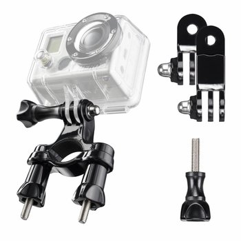 mantona GoPro Bicycle Mounting incl. Angle Piece
