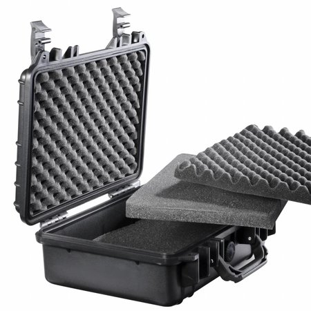 mantona Foam Inlay for Portective Case M