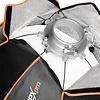 Walimex Pro Softbox Vierkant Plus OL 50x70cm | Diverse merken Speedring