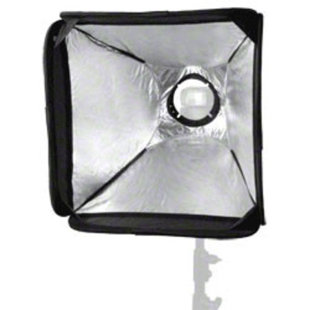 walimex Flip Flash Bracket Magic Softbox 40x40