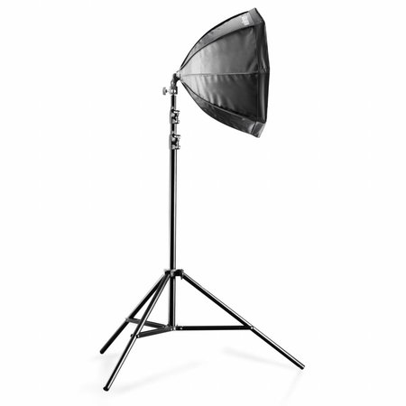 walimex Daylight-Set 250+Octa Softbox, Ø 55cm