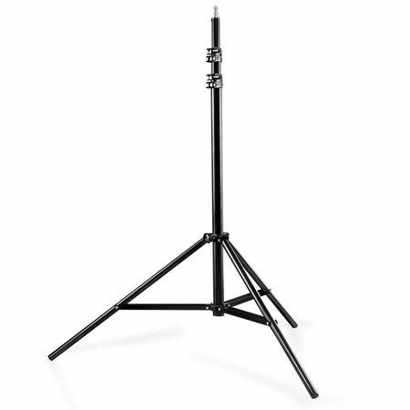 walimex 3er Set WT-806 Lampenstativ, 256cm
