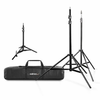 walimex Light Stand Set with Bag, 4 pcs.