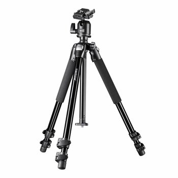 mantona Camera Tripod Makro II with Ball Head