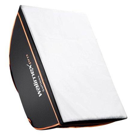 Walimex Pro Softbox Vierkant OL 60x90cm | Diverse merken Speedring