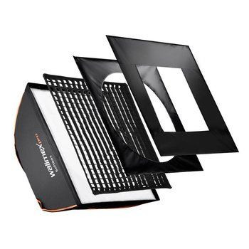 Walimex Pro Softbox Plus OL 60x60cm | For various brands speedring