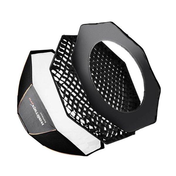 Walimex Pro Softbox Octa Plus OL 45   Diverse merken Speedring