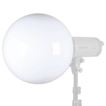 walimex pro Spherical Diffuser 40 cm | For various brands speedring
