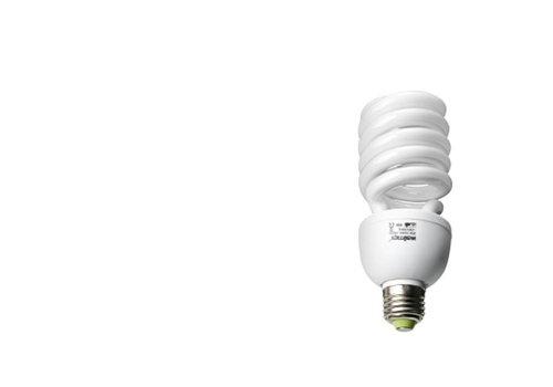 Spiral-Lampen