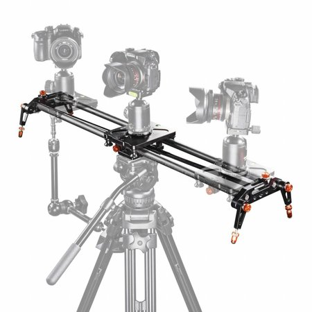 walimex pro Carbon Follow Focus Parallax Slider 12