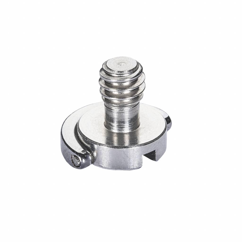 Walimex Pro Camera Mounting Screws 1//4/Inch Silver