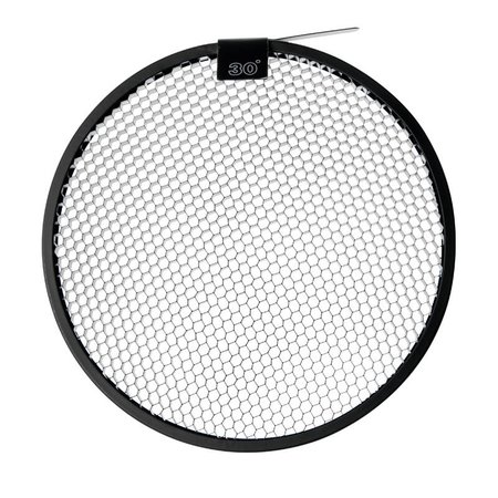 "Paul C. Buff 30° Grid voor 8.5"" High Output Reflector"