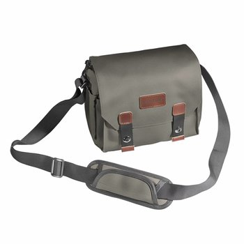 mantona Camera Bag Milano piccolo brown
