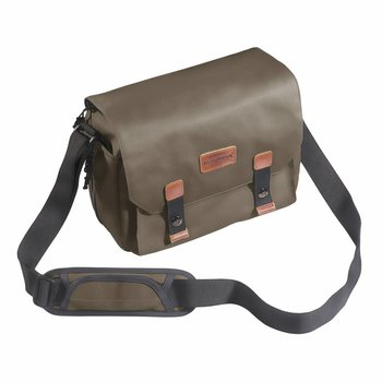 mantona Camera Bag Milano grande brown