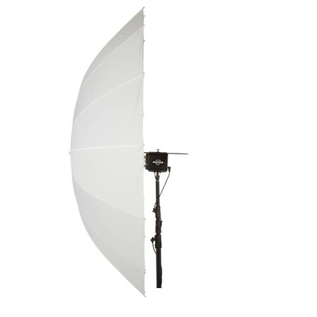 "Paul C. Buff 86"" Soft White PLM Umbrella"
