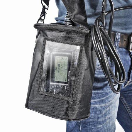 walimex pro Schoudertas voor batterij Flash2Go