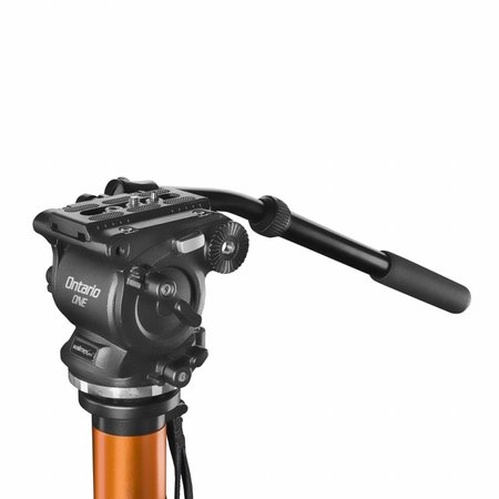 walimex pro Monopod Carbon Ontario ONE Fluid 210cm