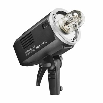 walimex pro Studio Flash Head Portable  Battery 2Go 600 TTL